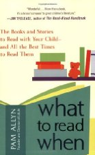 "Who won ""What to Read When""?"