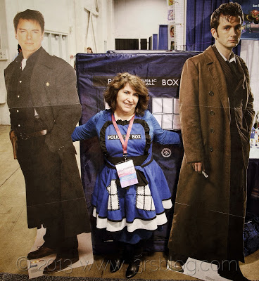"A Fan(girl)'s Notes: DOCTOR WHO, Part 2 of 2–A Selected, Subjective ""New Who"" Episode Guide"