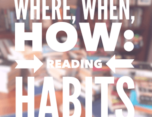 It's HOW You Read It: A Reading-Habits Q&A