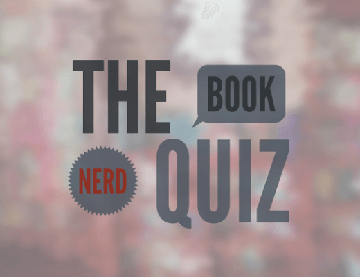 How Will YOU Score on The Book Nerd Quiz?