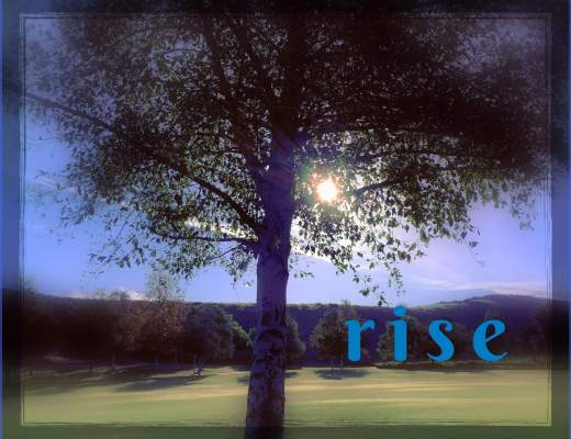 RISE To Meet a New Year: #OneWord for 2016