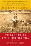 Book Talk: *This Life Is In Your Hands*, by Melissa Coleman