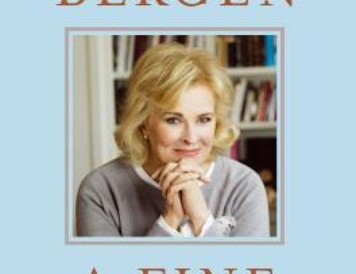 Audiobook Talk: A FINE ROMANCE by Candice Bergen
