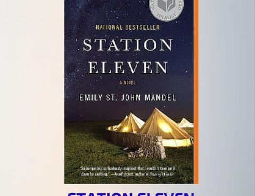 (Audio)Book Talk: STATION ELEVEN by Emily St. John Mandel, read by Kirsten Potter