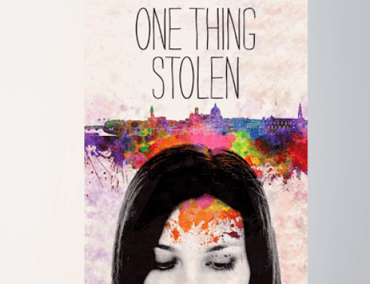 Book Talk: ONE THING STOLEN, by Beth Kephart