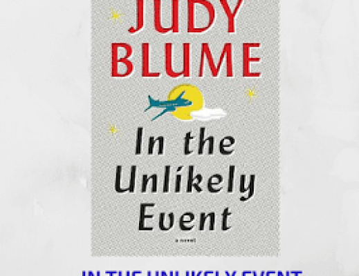 Book Talk: IN THE UNLIKELY EVENT by Judy Blume