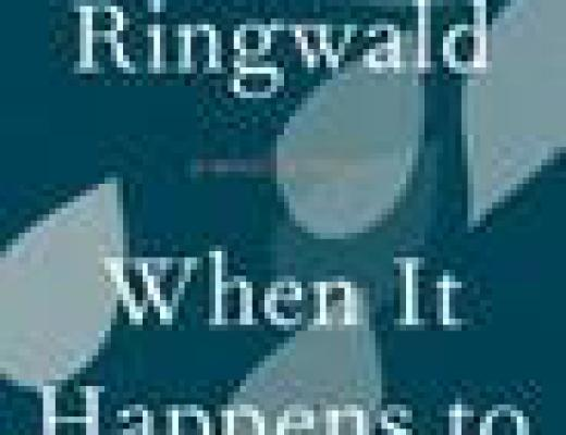 Book Talk: *When It Happens to You*, by Molly Ringwald