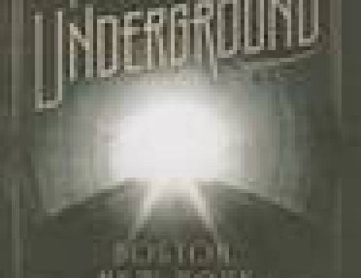 Book Talk: THE RACE UNDERGROUND, by Doug Most