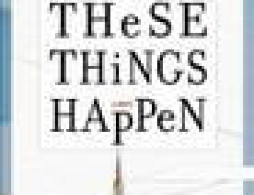 Book Talk: *These Things Happen*, by Richard Kramer (TLC Book Tour)