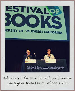 At the Festival of Books: A Conversation with John Green