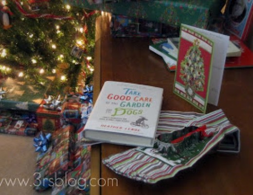 Tuesday Tangents: Early Christmas Gifts!