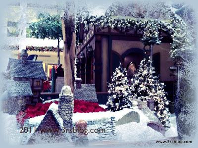 Monday Moment: At Santa's Village