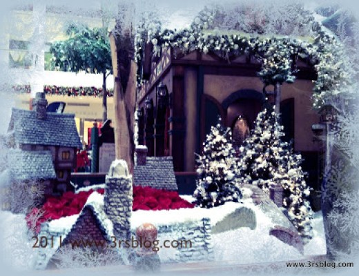 Monday Moment: At Santa's Village
