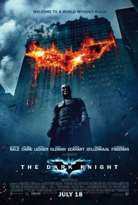 "At the movies: ""The Dark Knight"""