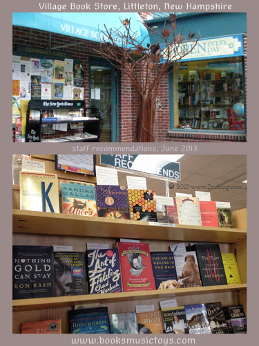 Village Book Shop, Littleton NH