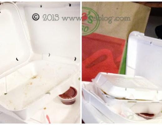 Wordless Wednesday: Washing Dishes
