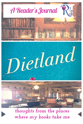 A Reader's Journal: DIETLAND by Sarai Walker (audiobook read by Tara Sands)