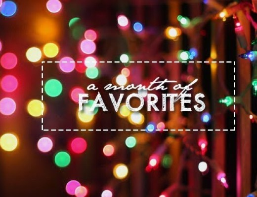 A Month of Favorites: 5 For the Digital Life