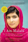 (Audio)Book Talk: I AM MALALA by Malala Yousafzai, read by Archie Panjabi
