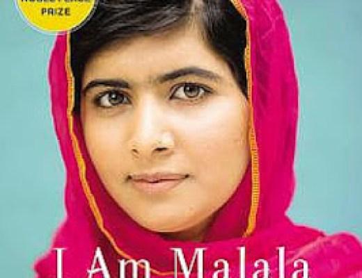 (Audio)Book Talk: I AM MALALA by Malala Yousafzai, read by Archie Panjabi