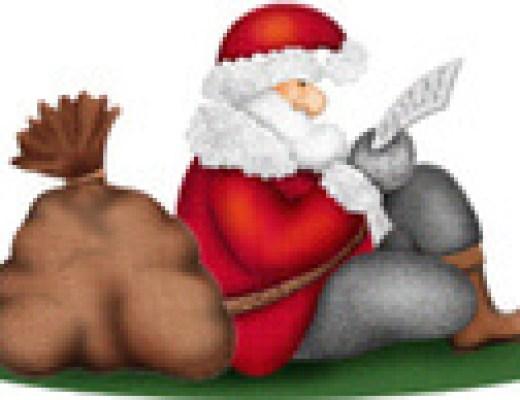 Season's Greetings: The Santa secret