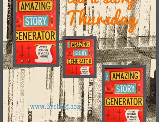 "Introducing ""Tell-a-story Thursday"": Prompt It, Read It, Write It!"