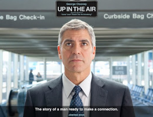 """At the Movies: """"Up in the Air"""""""