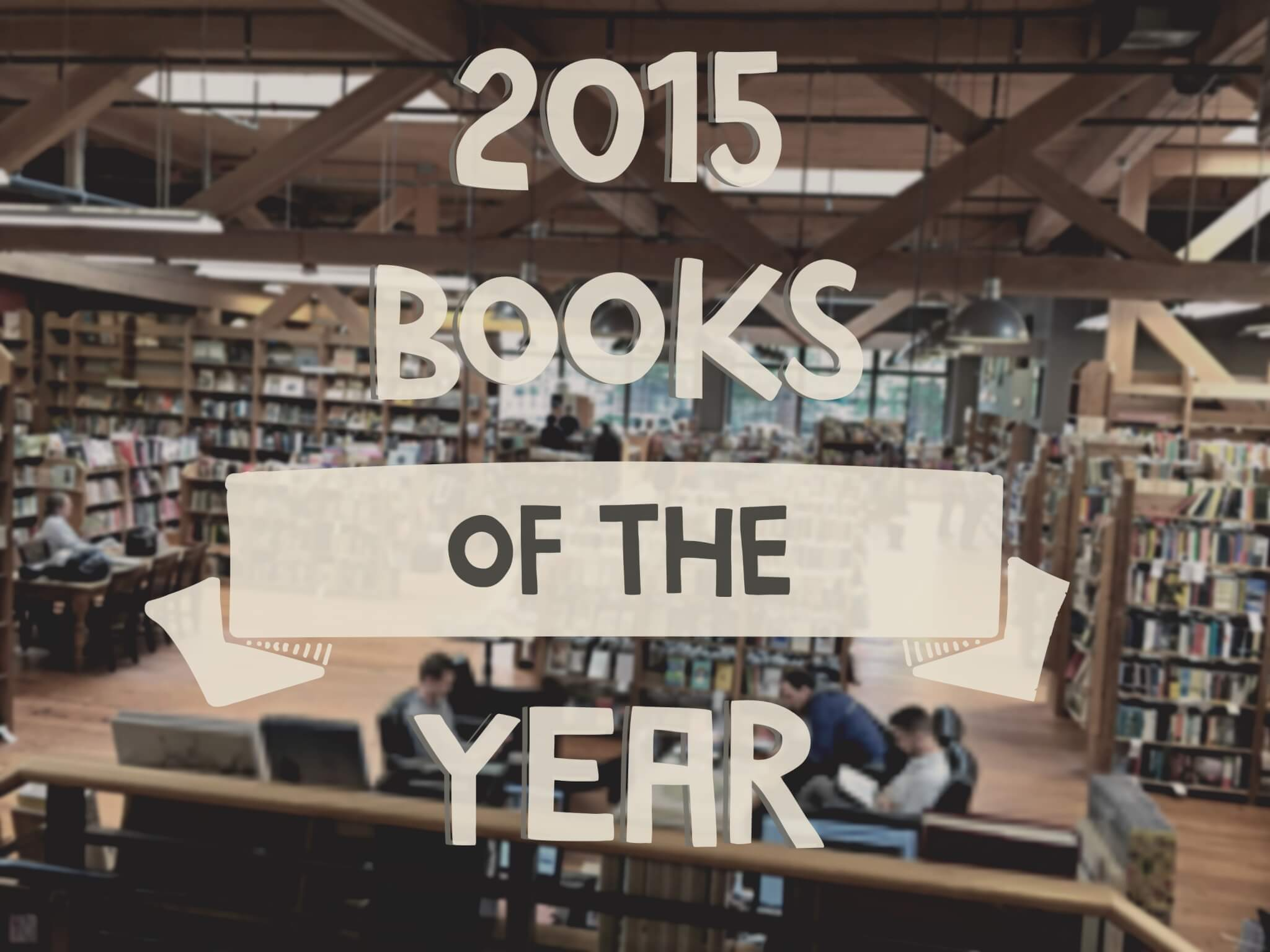 2015 Books of the Year
