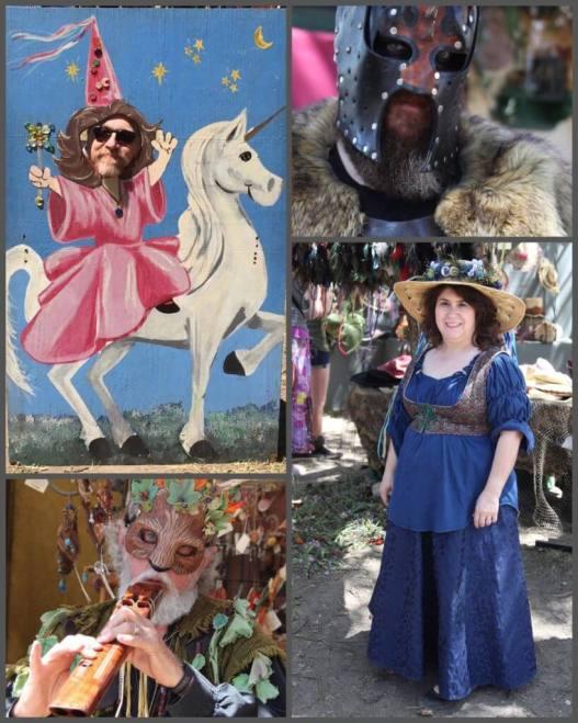 renfaire 2016 collage