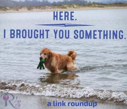 i brought you something link roundup