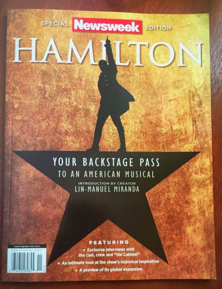 the Hamilmag: Newsweek Hamilton special edition