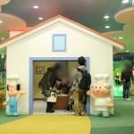 神戸アンパンマンミュージアムに2歳児と行ってきた!平日の混雑状況と周辺ランチ