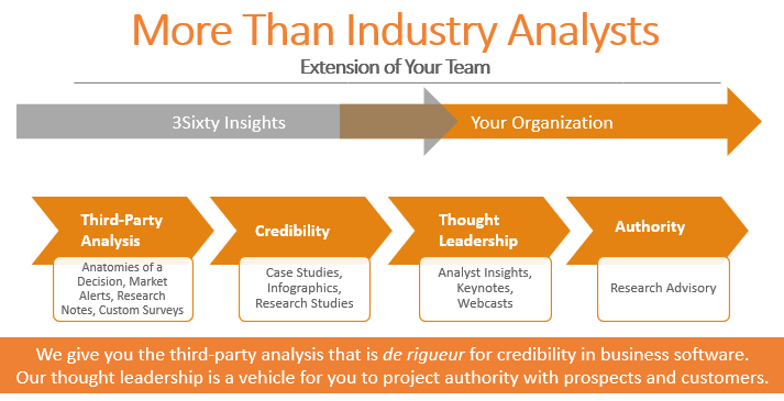 More than Industry Analyst