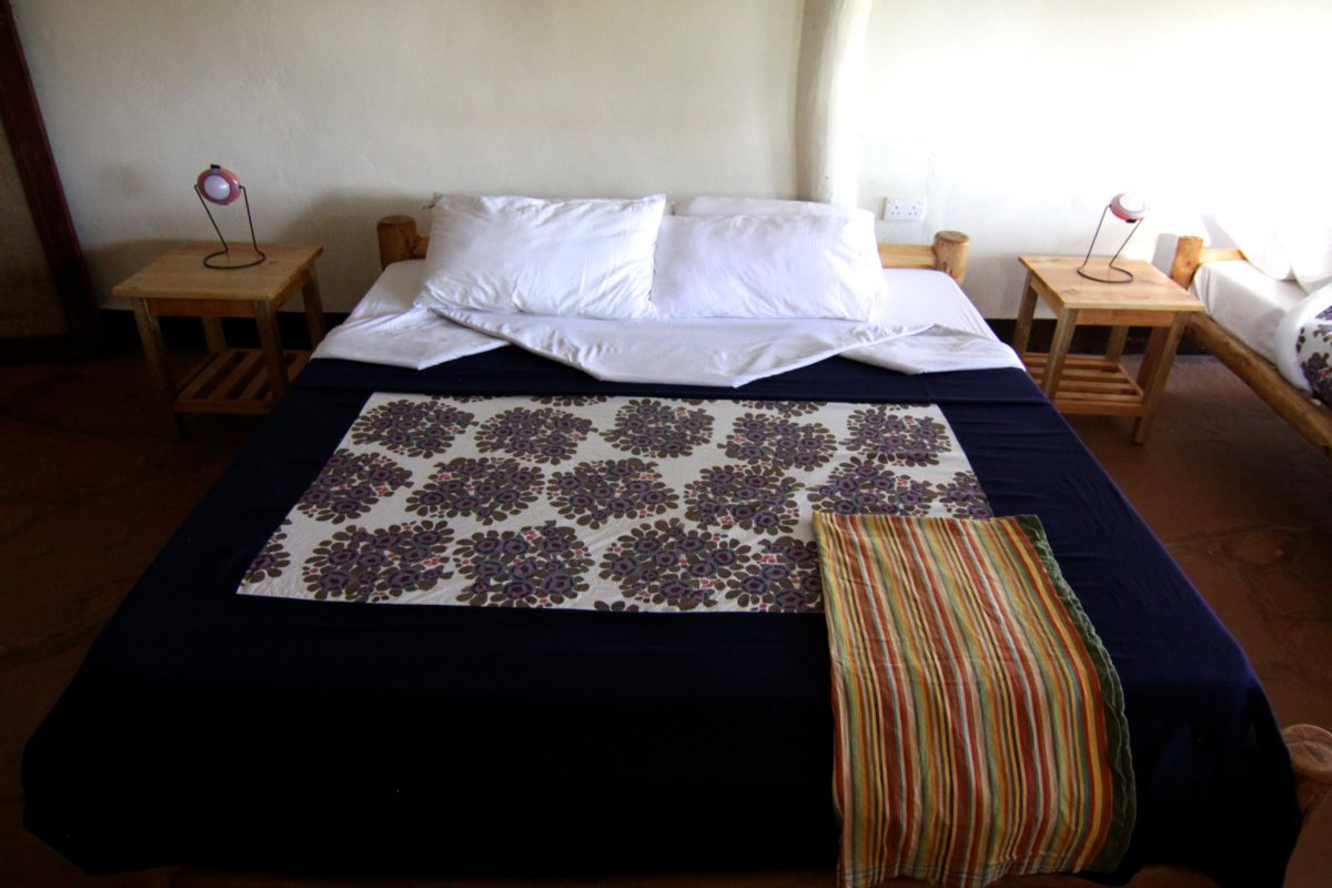 ndovu house bedroom 1