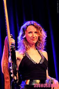 Ana Popovic Blues in Koblenz
