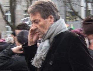 Prominent supporter - Jürgen Nymptsch