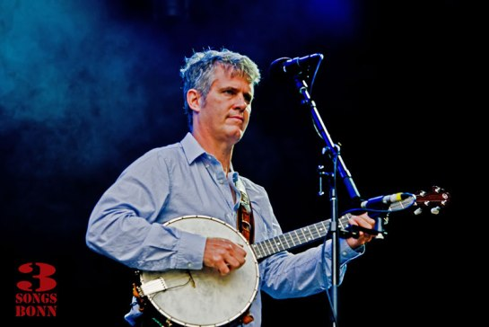 and on banjo... Dirk Powell