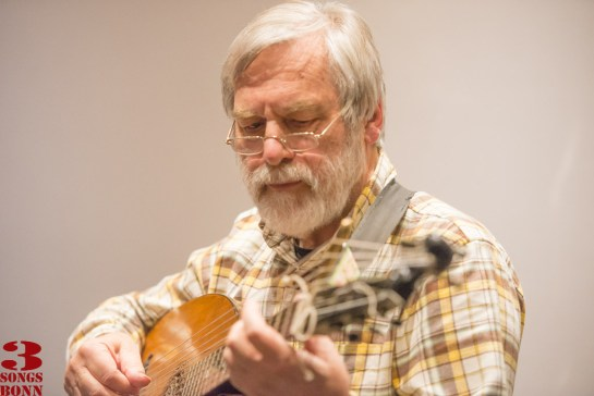 Wizard of the lute - Tom Kannamacher