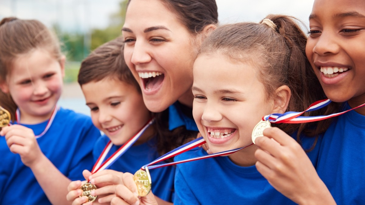 3 tips for coaching kids' sports as a parent
