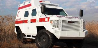 شركة تركية تطور مركبة إسعاف مدرعة تتوافق وأرقى معايير حلف شمال الأطلسي