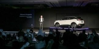 بيجو 3008 التي حصدت لقب سيارة العام 2017 الأوروبية تُطلق في