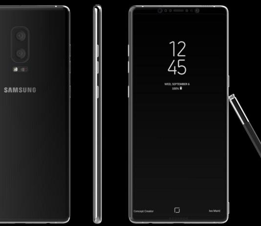 سامسونغ بصدد الكشف عن هاتفها الجديد سامسونغ غالاكسي نوت 8