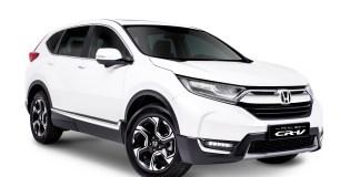 هوندا تطلق سيارة CR-V الجديدة كليّاً بعد إعادة تصميمها وهندستها بالكامل