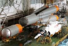 صاروخ فضائي روسي بقدرات خارقة