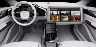 فولفو تعتزم إنتاج سيارات كهربائية وهجينة بالكامل بدءاً من عام 2019