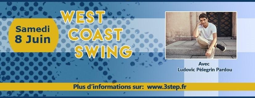 3step - Stage west coast swing - samedi 8 juin 2019