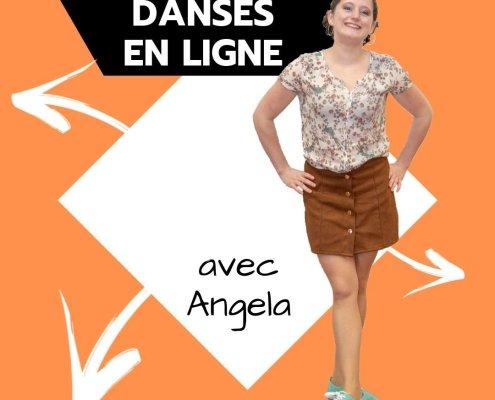 Shim Sham Danse Irlandaise Madison Routines Swing avec Angela