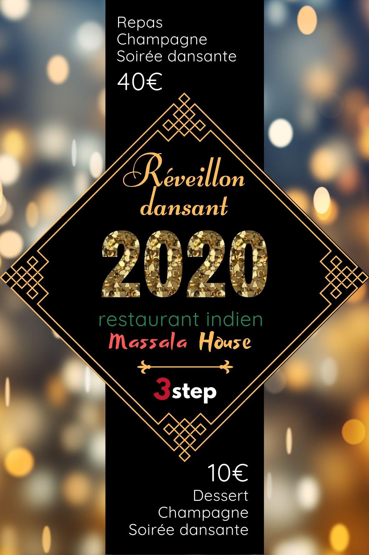 Réveillon 3step 2020