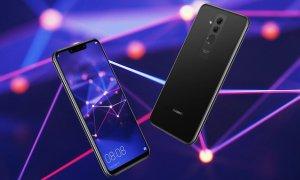 Huawei Mate 20 Lite, foto di presentazione