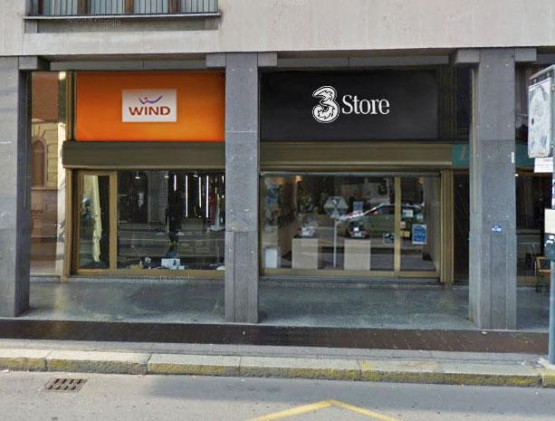 negozio 3 a Busto Arsizio in via Crespi 2